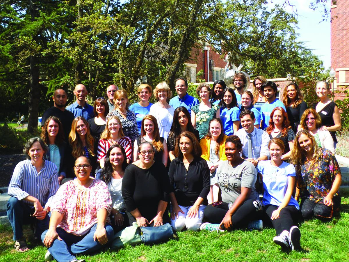 Student Health Services Staff 2014-2015